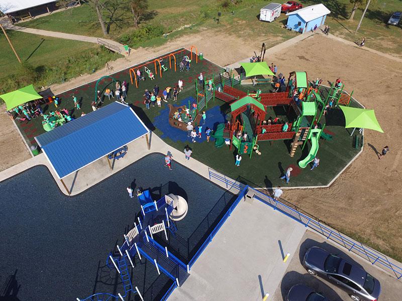 Billy's Playground Salem, MO 3