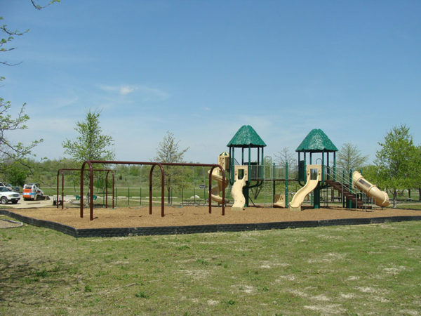 Lake Shelbyville playground
