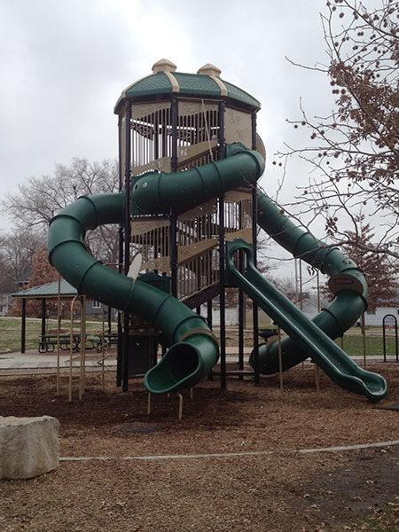Santa Fe Park playground
