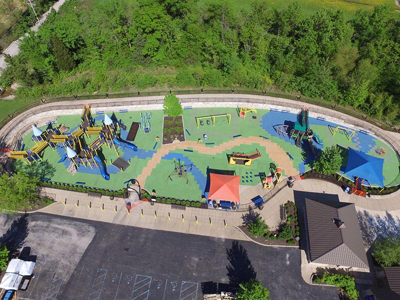 Zachary's Playground Lake St. Louis 1