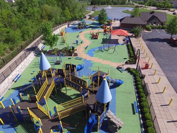 Zachary's Playground Lake St. Louis 2