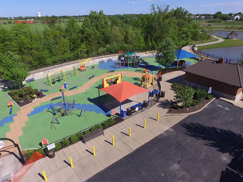 Zachary's Playground Lake St. Louis 3