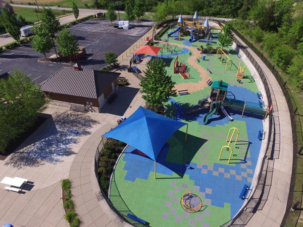 Zachary's Playground Lake St. Louis 4
