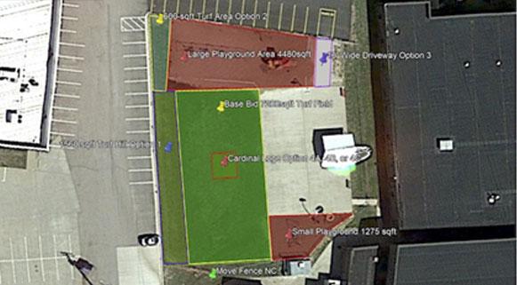 TIPTON Elementary Playground